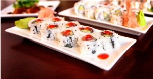 1.13 Food sushi